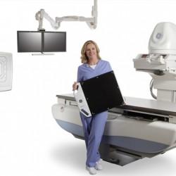 Digital X-ray machine at Pleasanton Diagnostic Imaging