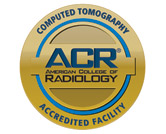 Computed Tomography accreditation